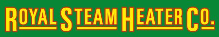 Royal Steam Heater logo