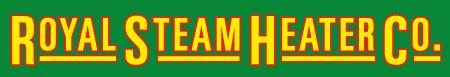Royal Steam Heater logo